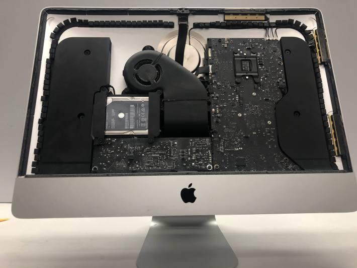iMac Retina Repair Service Dallas