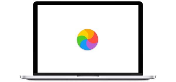 Slow MacBook beach ball sign repair service