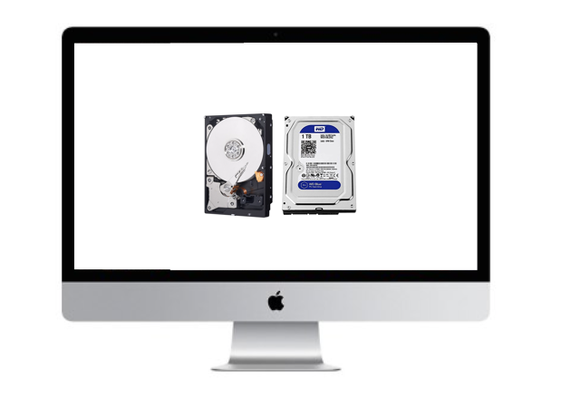 iMac Hard Drive Replacement Dallas