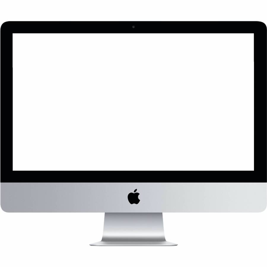 iMac white screen startup issue repair dallas