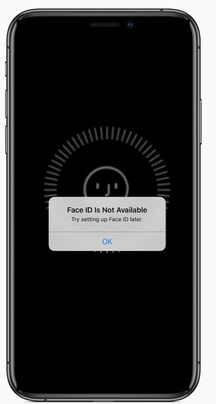 iPhone Face ID not working repair Dallas