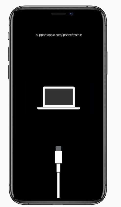 iPhone software restore and repair Dallas
