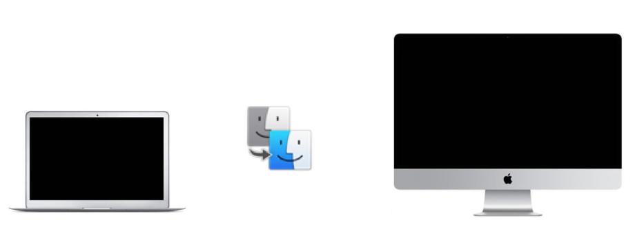 MacBook To iMac Data Transfer Service Dallas